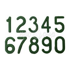 Набор цифр для маркировки сыра (50 штук)
